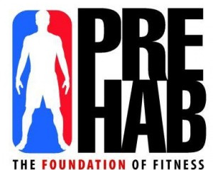 PREhabilitation – The act of exercising to prevent injury