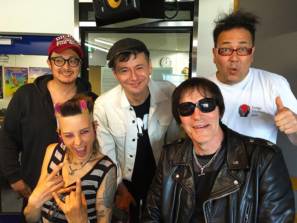 Richi Ramone studio 050816.jpg