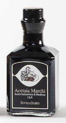 Balsamic Vinegar of Modena Acetaia Marchi invecchiato