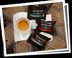 Momento Italian Espresso coffee