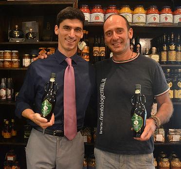 Romolo Gentili at Perricone's Italian Market