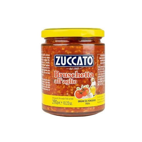 Bruschette Sauce with Garlic