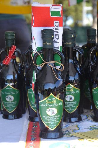 Gift Gentili Olive Oil: Amphora + Italian Apron