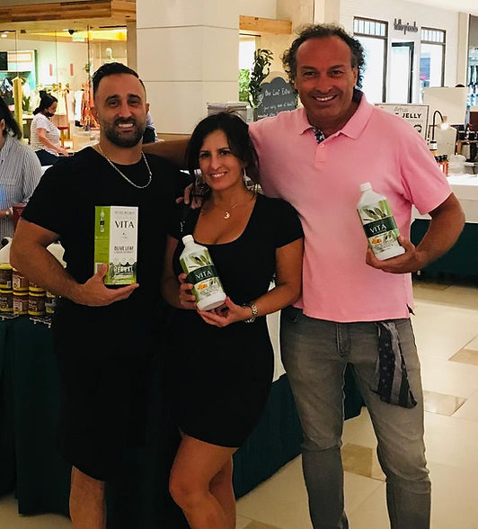 Vita people, olive leaf extract benefits
