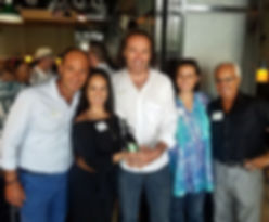 Romolo Gentili at Miami Beach Chamber meeting
