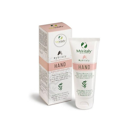 Hand Cream with olive leaf (75ml)