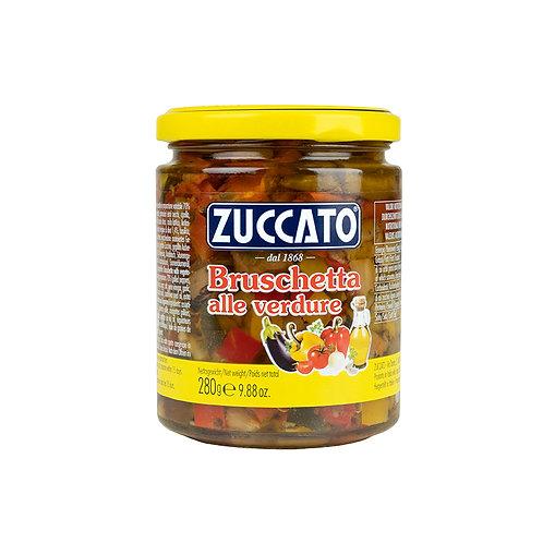 Vegetables Bruschetta Sauce