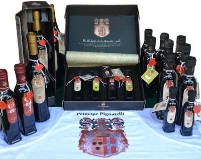 Prince Pignatelli Olive Oil
