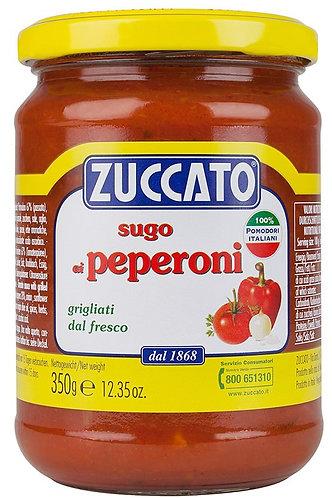 Ready sauce peppers - Sugo ai peperoni