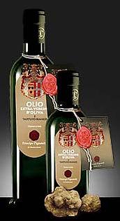 White Truffle Olive Oil Prince Pignatelli
