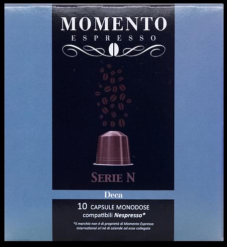 Deca compatible Nespresso 10 capsules
