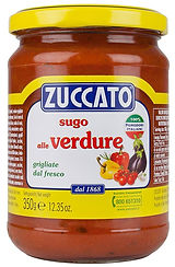 Vegetables Pasta Sauce