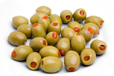 Stuffed Green olives Zuccato
