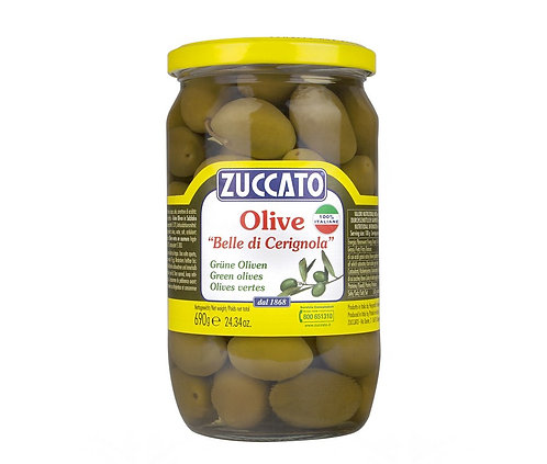 "Olives ""Belle di Cerignola"" 720 ML"