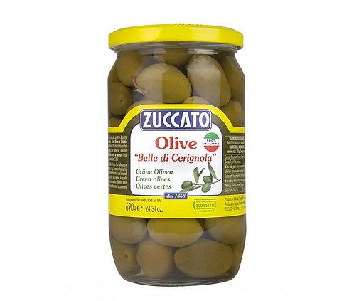 """Olives """"Belle di Cerignola"""" 650g"""