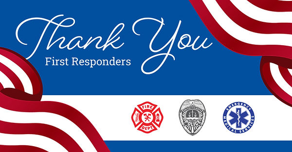 Thank-you-Responders