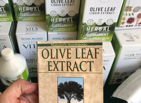 Dr Robert Lyons Case Reports of Hungarian Patients using olive leaf extract