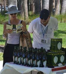 Testimonials Gentili olive oil
