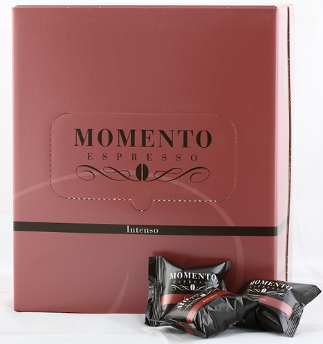 Intenso 100 capsules, for Momento Espresso machine
