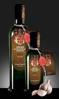 Garlic Olive oil Prince Pignatelli