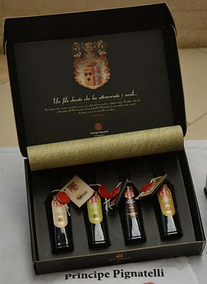 Olive Oil Gift Box Prince Pignatelli