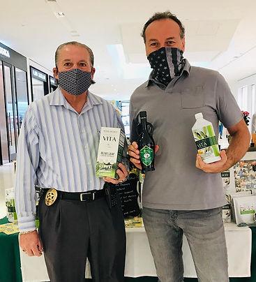 Olive Leaf Extract Vita happy consumer
