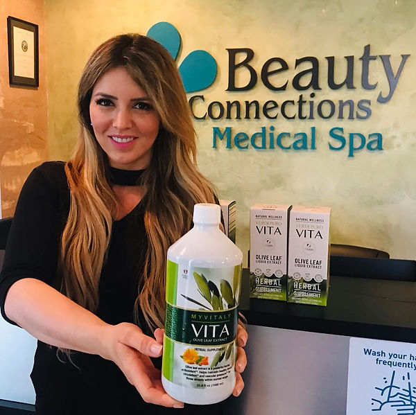 Vita at Beauty Connection Medical Spa in Doral