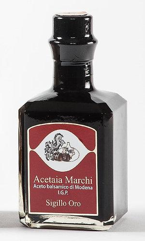 Balsamic Vinegar of Modena I.G.P. Gold Seal