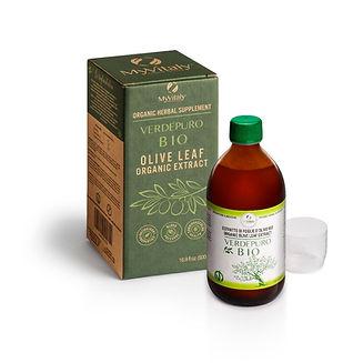 organic olive leaf extract liquid
