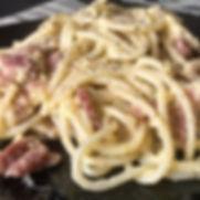 Spaghettoni Lagano Carbonara