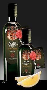 Lemon olive oil Prince Pignatelli