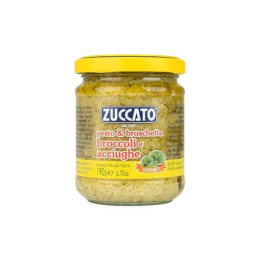 Pesto Broccoli e Acciughe