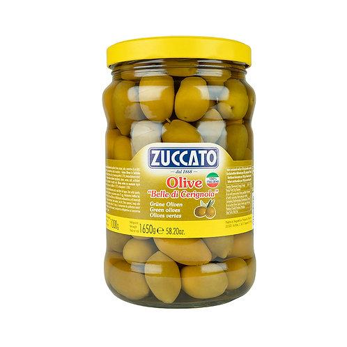 Olive Belle di Cerignola 1650ml