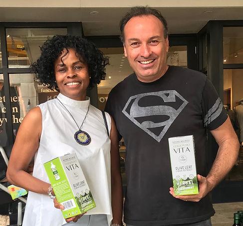 Vita people, olive leaf extract consumer