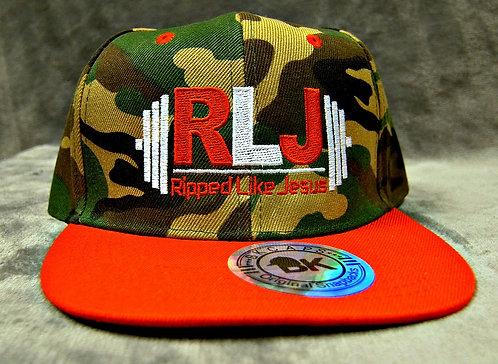 RLJ  Camouflage Hat