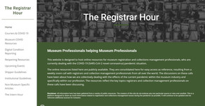 Free Digital Internship learning series from The Registrar Hour - The Intern Hour