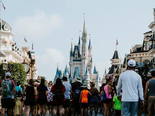 Disney World Going Vegan