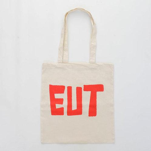 EUT Logo Tote Bag