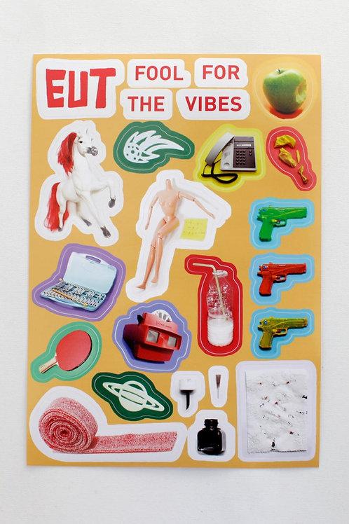 EUT Sticker Sheet