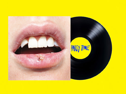 "Party Time 12"" Black Vinyl"
