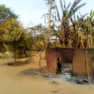 Wildfires cause destruction in Maridi Diocese