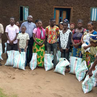 More emergency help given in DR Congo