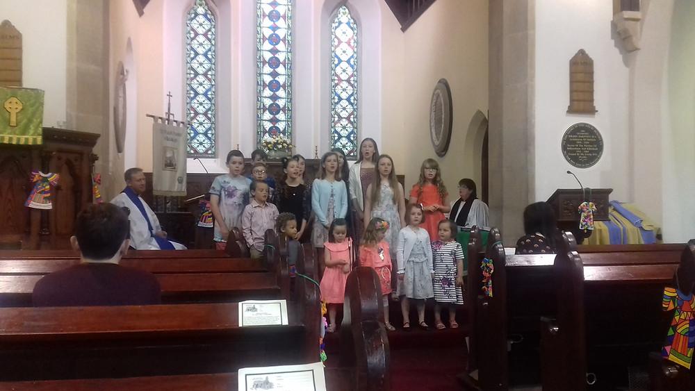 Kildollagh Parish Childrens Day