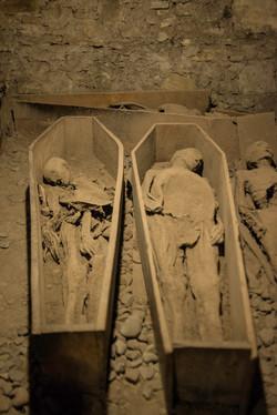 Mummified Crusaders