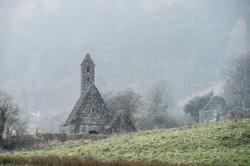 Ruins of Glendalough