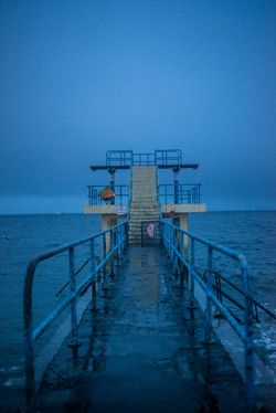 Diving Platform, Galway