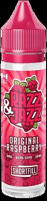 Razz & Jazz 50ml - Original Raspberry.pn