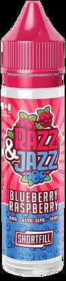 Razz & Jazz 50ml - Blueberry Raspberry.p