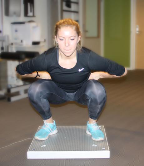 Idrettsspesifikk fysisk testing