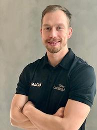 Fysioterapeut Kim Talgø